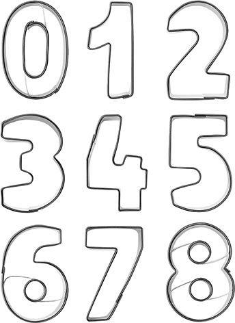 Numeroita